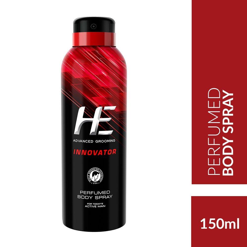 HE Innovator Mens Deodorant, 150ml