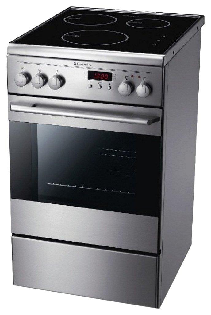 Electrolux EKD513504X Cuisinière Induction Largeur : 50 cm Classe ...