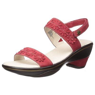 Jambu Women's Daisy Wedge Sandal   Heeled Sandals