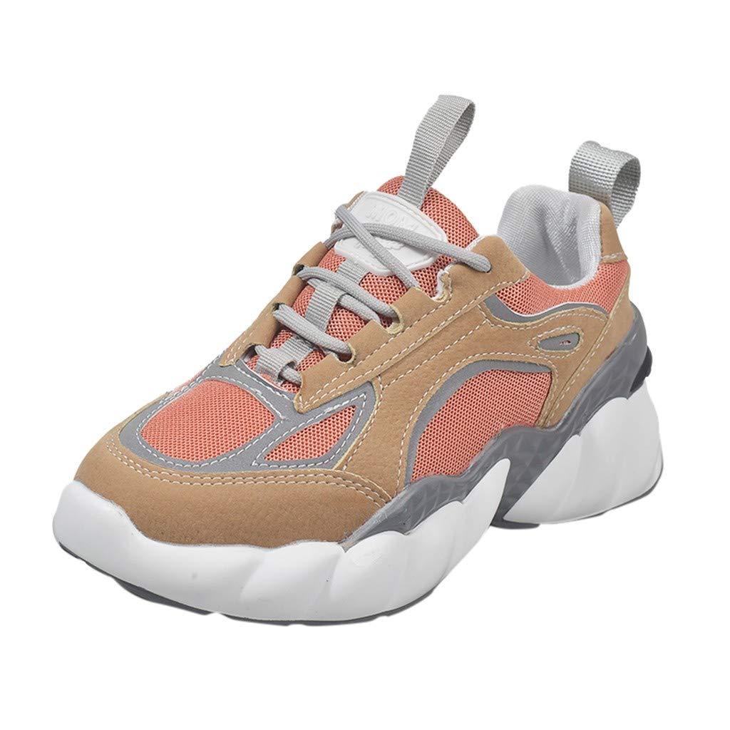 SSUPLYMY - Zapatillas de deporte de malla para mujer, para correr ...