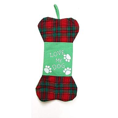 Hilai Navidad calcetines Navidad diario necesidades Navidad pescado huesos en forma calcetines regalo de Navidad bolsas-hueso: Amazon.es: Ropa y accesorios