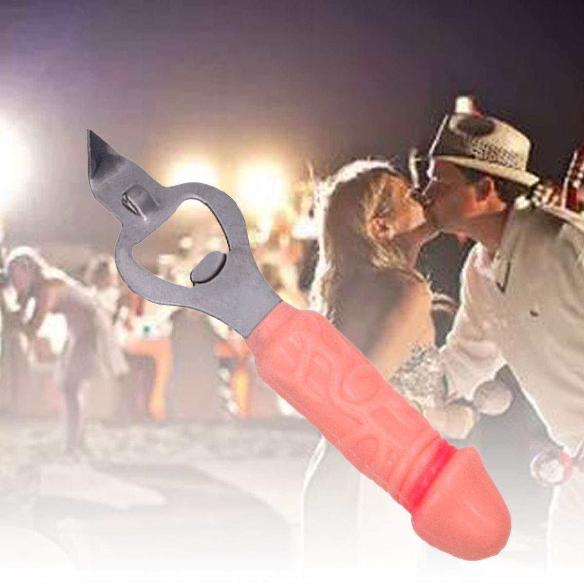 Amazon.com: Amosfun Willy Dick - Abridor de botellas de vino ...