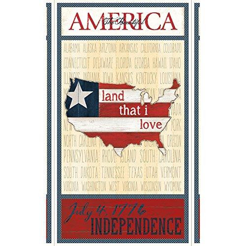 Wilmington Prints Heritage American Patriotic by Stephanie Marrott Multi 24