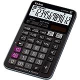 Casio JJ-120D Plus Desktop Calculator (Black)