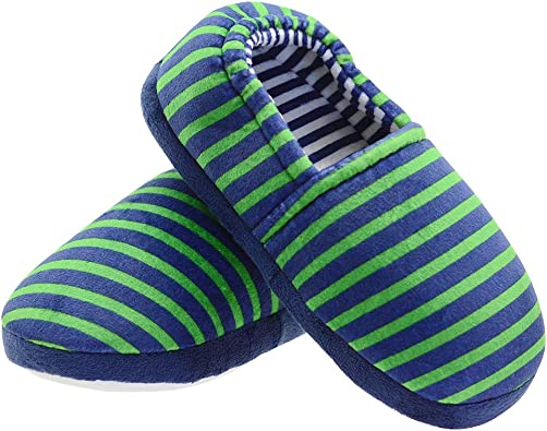 LA PLAGE Boys Slippers Toddler House