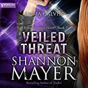 Veiled Threat: Rylee Adamson, Book 7 | Shannon Mayer