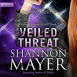 Veiled Threat Audiobook