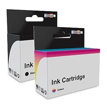 COMBO PACK - Remanufacturados HP 301XL Cartuchos de Tinta para Impresoras HP DeskJet 1000, 1050, 1050A, 1050S, 1055, 2000, 2050, 2050A, 2050S, 2050se, ...