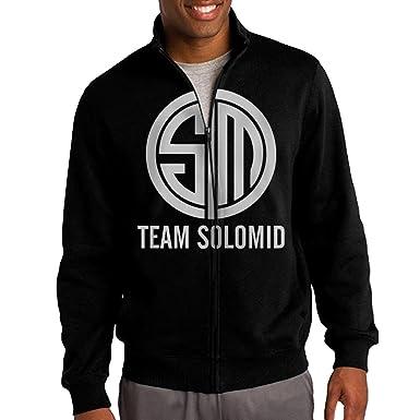 team solomid tsm league of legends mens sportswear hooded jacket at