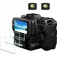 Displaybeschermfolie beschermfolie voor Canon EOS C70 camera en flitsschoenafdekking, ULBTER 9H hardheid LCD gehard glas…