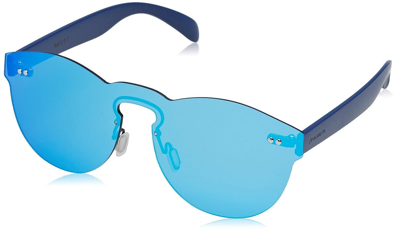 Paloalto Sunglasses P21.1 Lunette de Soleil Mixte Adulte, Bleu