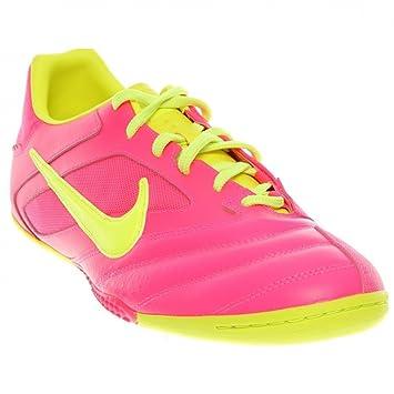 Nike5 Elastico Pro Indoor Footballshoe Hombre, Hombre Hombre, Pink - Yellow: Amazon.es: Deportes y aire libre
