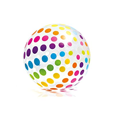 "Intex 42"" Jumbo Ball - 2-Pack: Toys & Games"