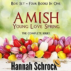 Amish Young Spring Love Box Set