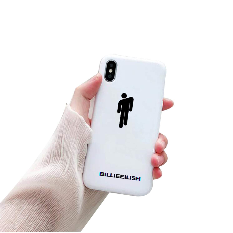 Billie Eilish Logo Phone Case For Iphone Soft Silicone Amazon In Electronics