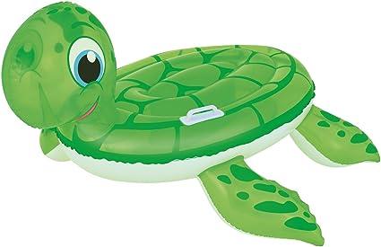 Amazon.com: H2OGO! Tortuga Ride On Flotador para piscina ...