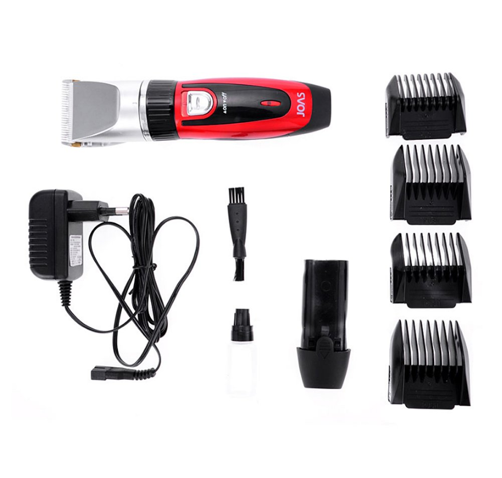 JOAS Electric Chargeable Professional Hair Clipper JC-4710WS