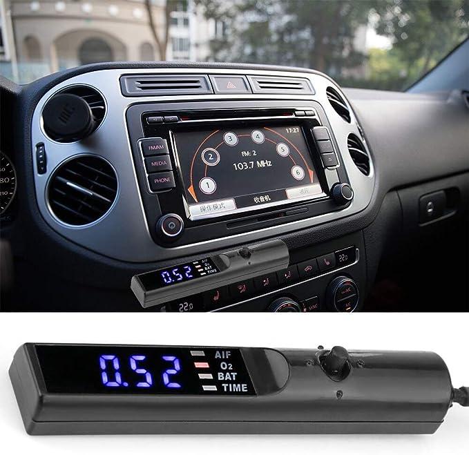 LED Digital Display Aparcamiento Tiempo retardador. Turbo Timer KSTE 12V auto universal Modificado turbo temporizador de dispositivos