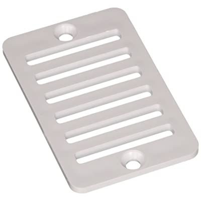 Hayward SP1019BA Deck Drain Rectangular Grate with Screw Sets : Swimming Pool Maintenance Kits : Garden & Outdoor
