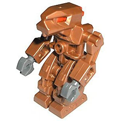 Lego Exo-Force Minifigure: Iron Drone 2 Robot: Toys & Games
