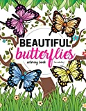 Beautiful Butterflies Coloring Book for