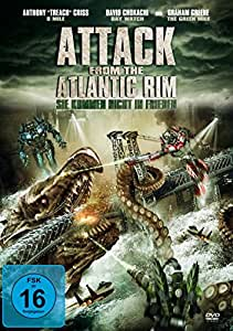 Attack from the Atlantic Rim [Alemania] [DVD]