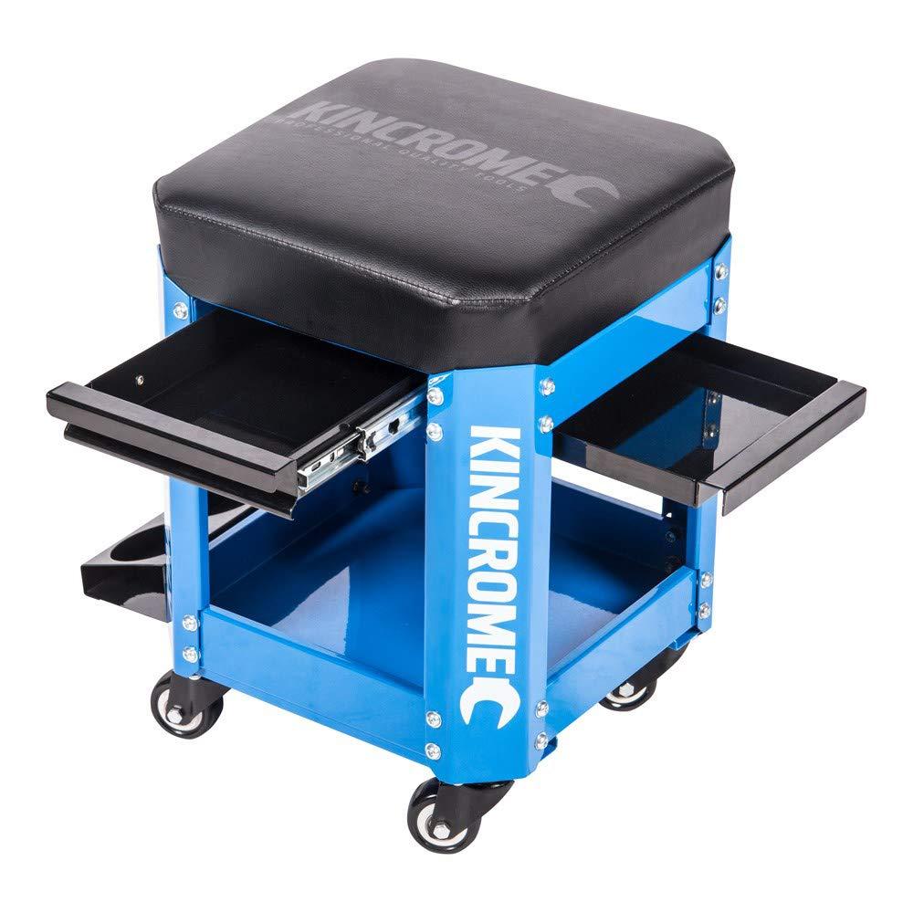 KINCROME Garage & Work Shop Mechanics Automotive Rolling Stool Creeper Seat by KINCROME