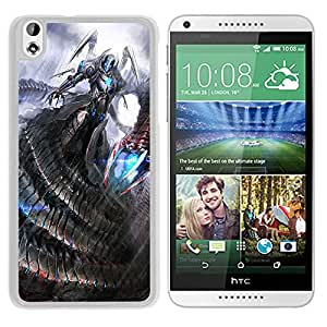 New Custom Designed Cover Case For HTC Desire 816 With Deathlord Fantasy Mobile Wallpaper 1 (2) Phone Case