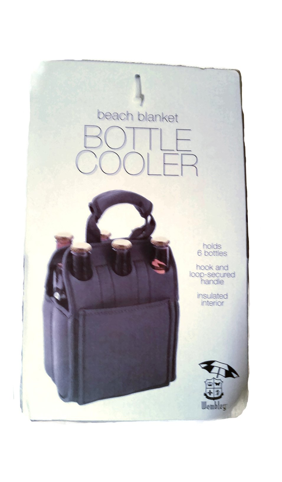 Wembley beach blanket BOTTLE COOLER