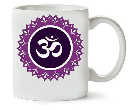 ETMugs Chakra Om Beautiful Mandala Spiritual Collection ...