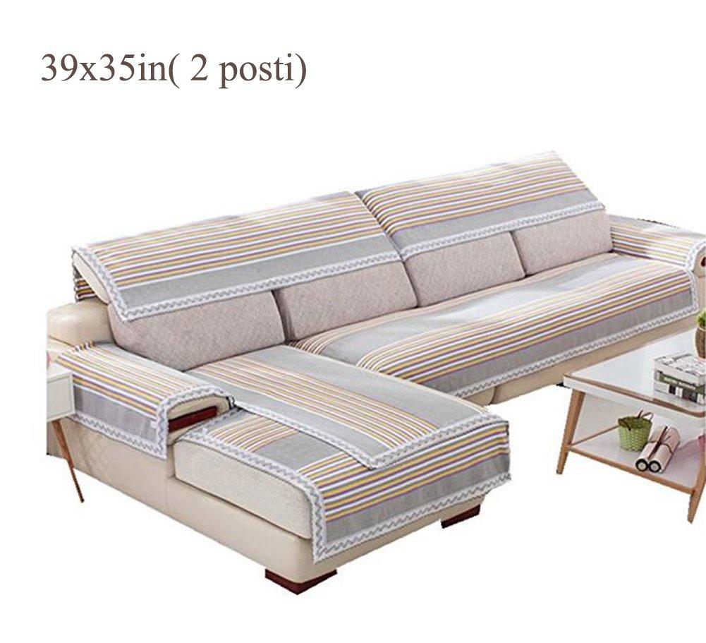 Z & HX- Conjunto De Sofás Corner Sofa Set Hemp, Lattice/Sofa ...