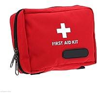 Aranticy Erste Hilfe Set Tasche, Leer Erste-Hilfe-Koffer Notfalltasche Medizinisch Tasche Wasserdicht Tragbar Klein Erste Hilfe Kasten First Aid Pouch Bag für Home Outdoor Camping Sport Reisen