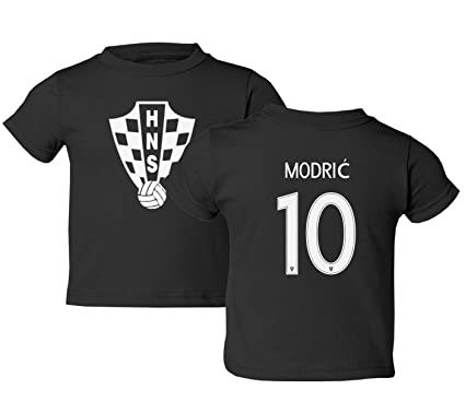 8c9ad617320 Tcamp Croatia 2018 National Soccer  10 Luka MODRIC World Championship  Little Kids Girls Boys Toddler