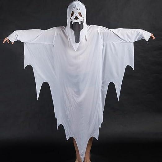Yimosecoxiang - Máscara de Fantasma para niña, niño o niña ...