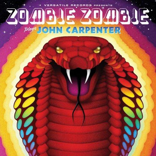 Zombie Zombie Plays John Carpenter