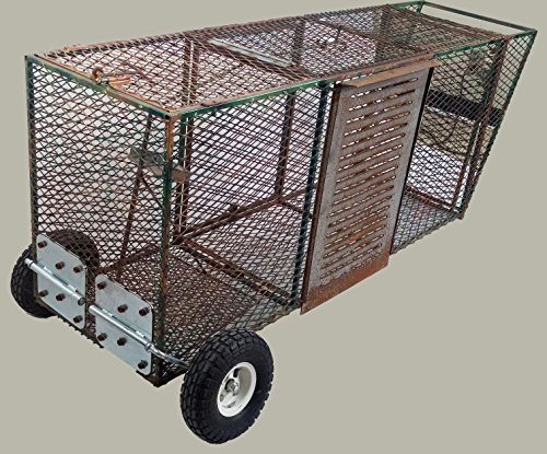 - Flex Axle Commercial Mobility System (FAMS) [Cage Not Included]