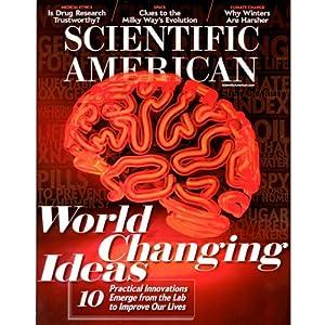 Scientific American, December 2012 Periodical