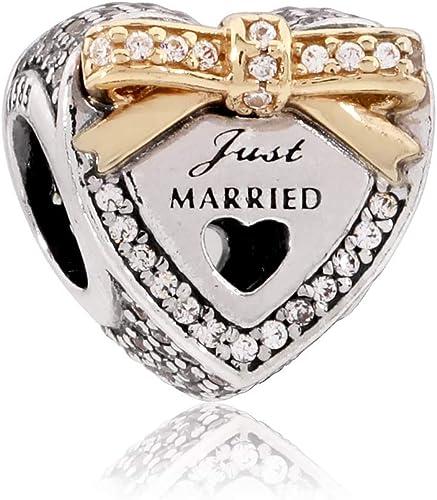 Pandora Wedding Day Charm 792083CZ: Amazon.de: Schmuck