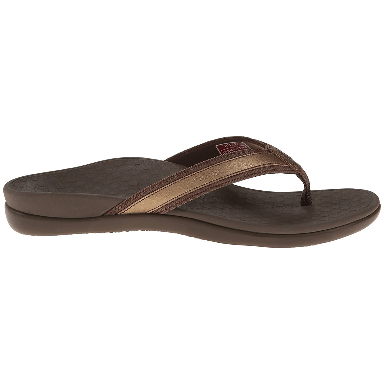 72ba85ed0 Vionic Womens Islander Tide II Leather Sandals  Amazon.co.uk  Shoes   Bags