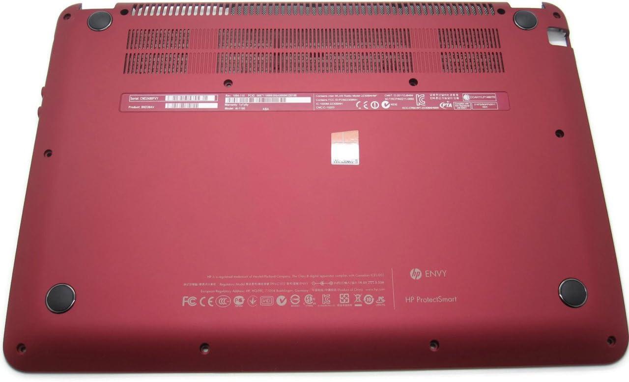 HP Envy Ultrabook 4 4T 4T-1100 Bottom Base Case 686092-001