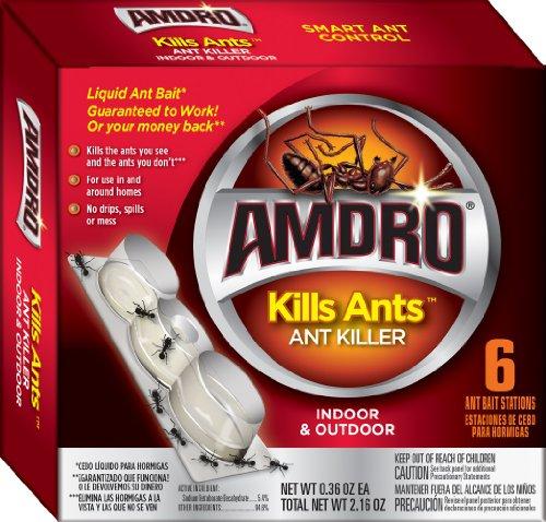 Amdro Ant Bait (LIQUID ANT BAIT 6PK by AMDRO MfrPartNo 100099384)