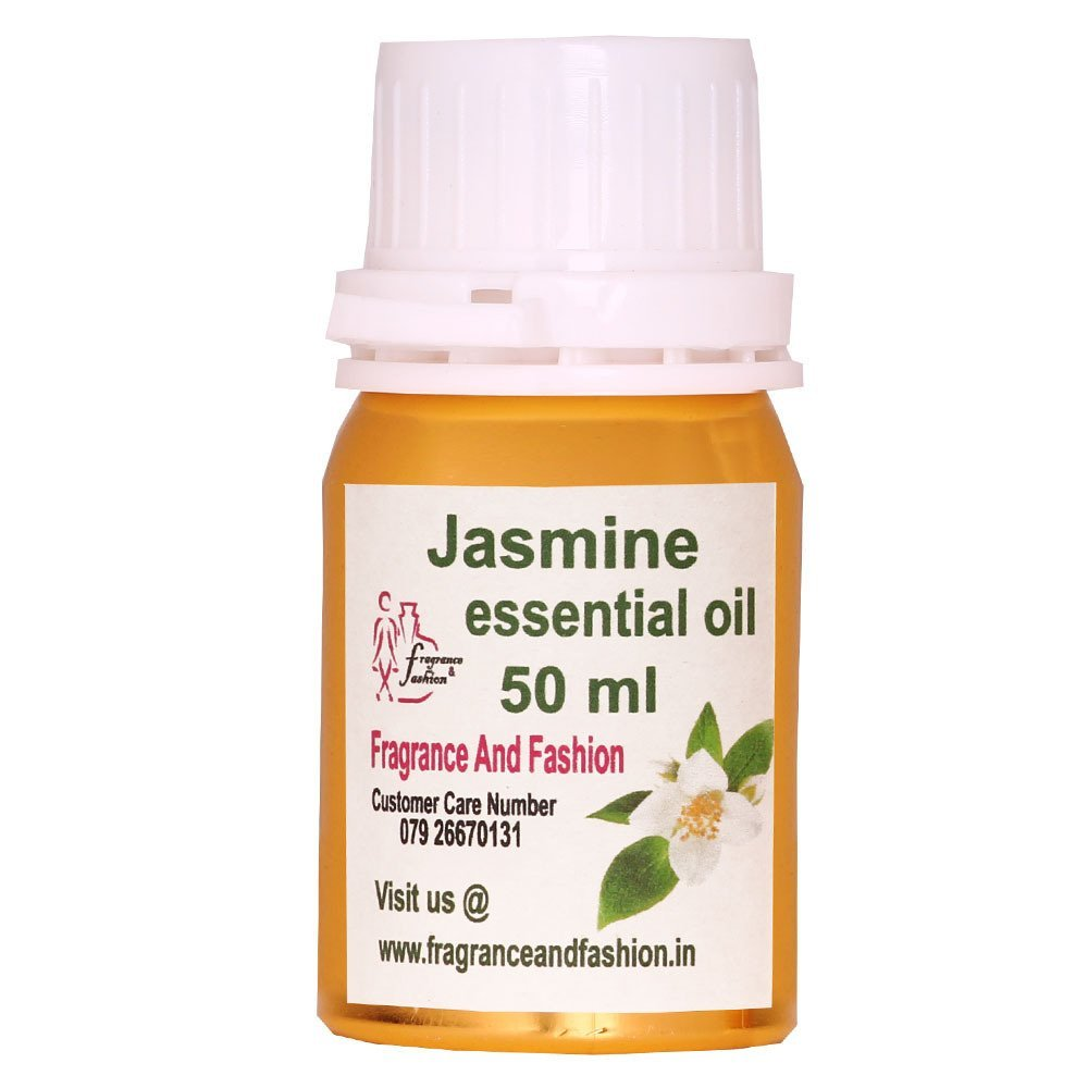 Fragrance and Fashion Jasmine Essential Oil Of 50 Ml