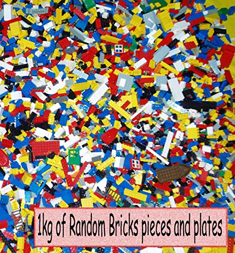 Lego 1kg Assorted Bricks, Parts and Pieces - Starter Set - Bulk Clean - Https Macys Www