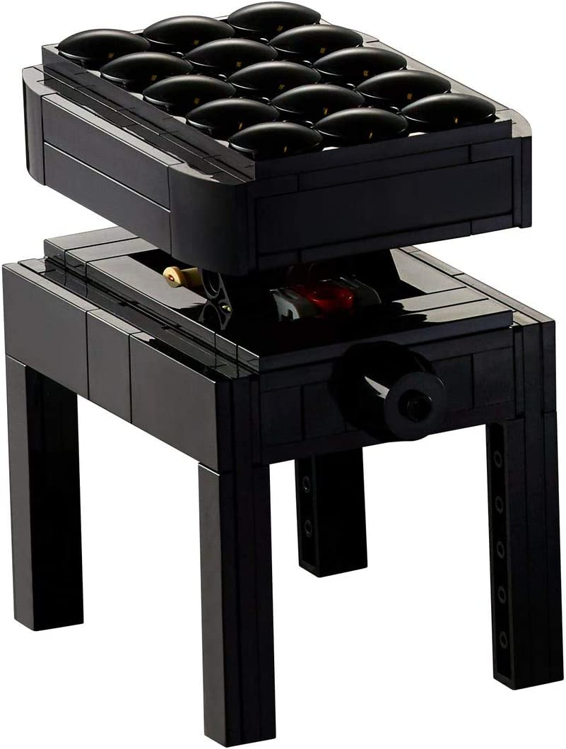 Lego Ideas 21323 Grand Piano with 3662 Pieces for Age 18 Limited Release