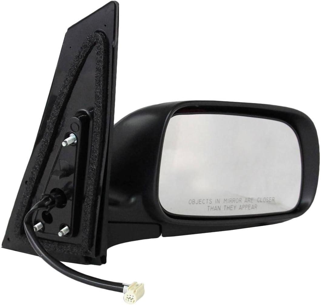 Power Heated Mirror RH Right Passenger Side Door for 04-09 Toyota Prius
