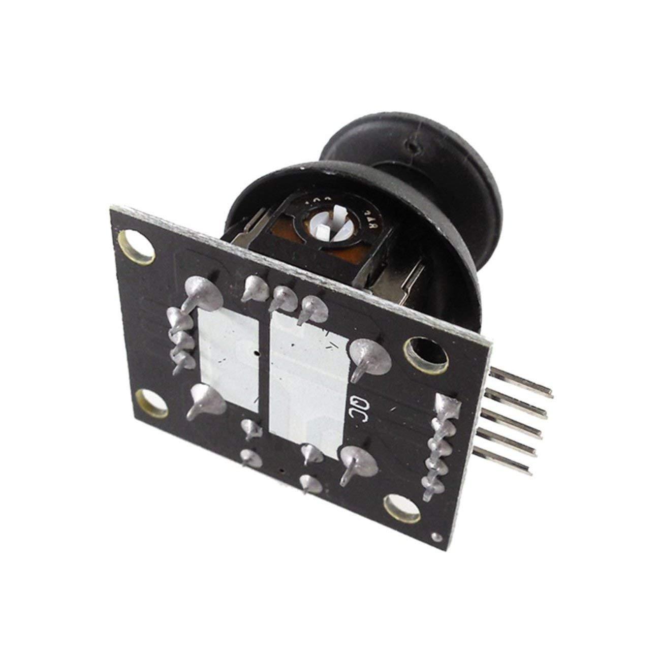 HW-504 Joystick Breakout Modul Shield f/ür PS2 Joystick Game Controller Spiel Wipphebel Sensor Modul F/ür Arduino