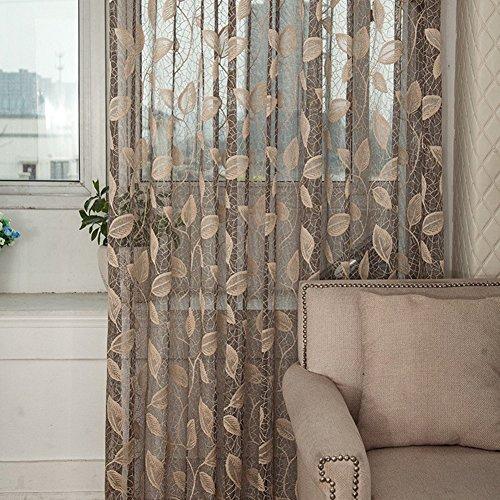 Edal Window through Curtain Valances