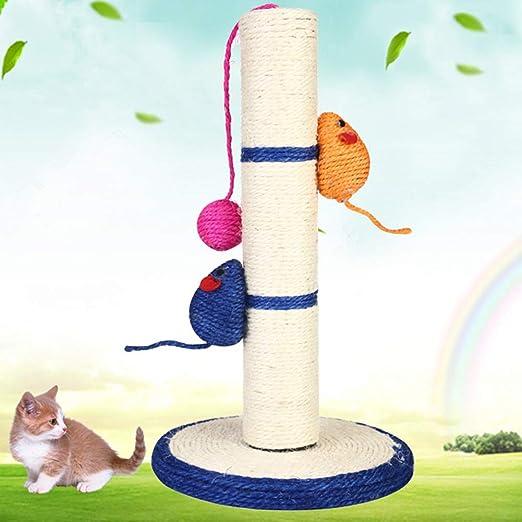Fattigger Accesorios para Gatos y Tabla de rascar para Gatos ...
