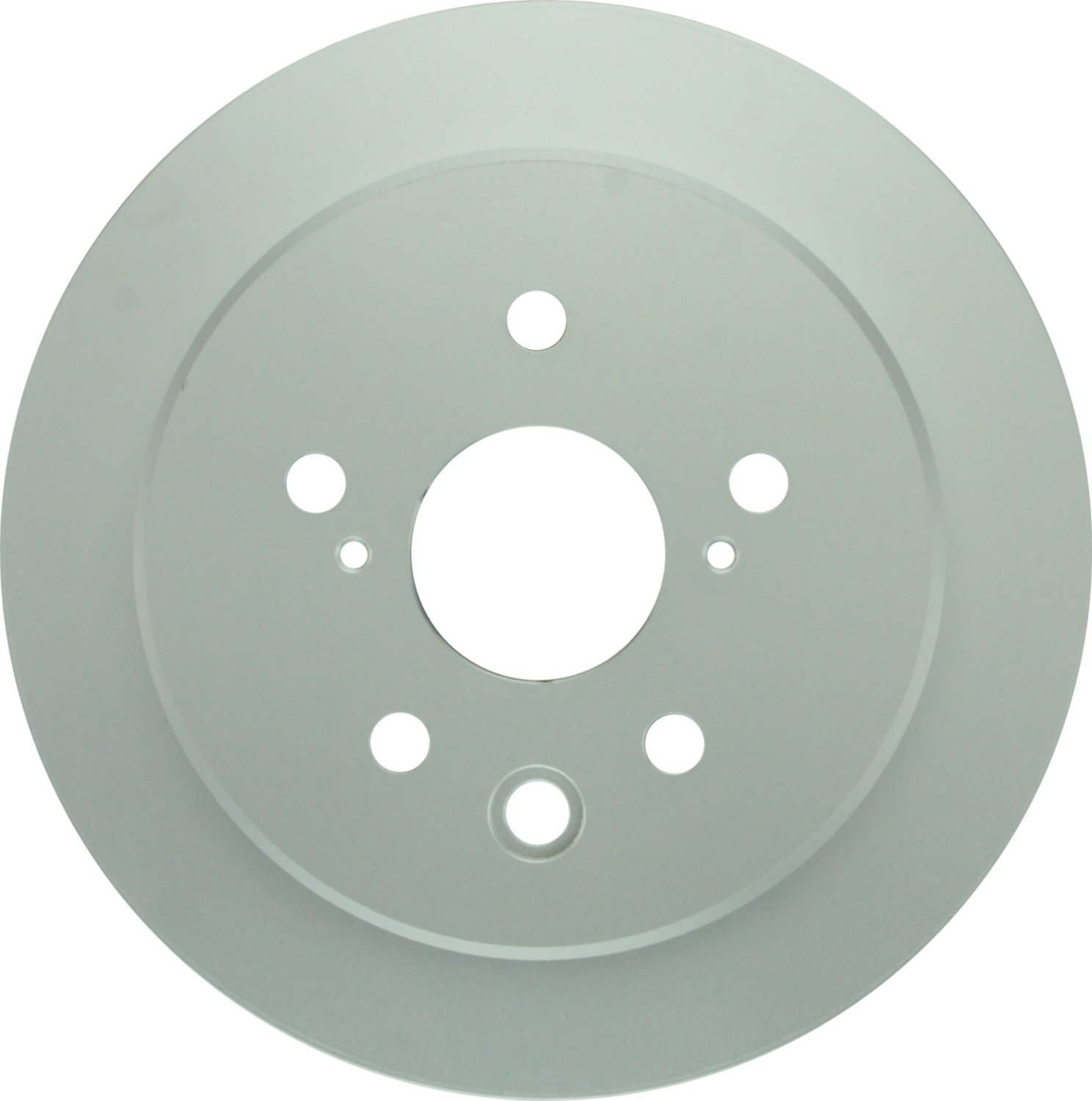Bosch 50011461 QuietCast Premium Disc Brake Rotor, Rear