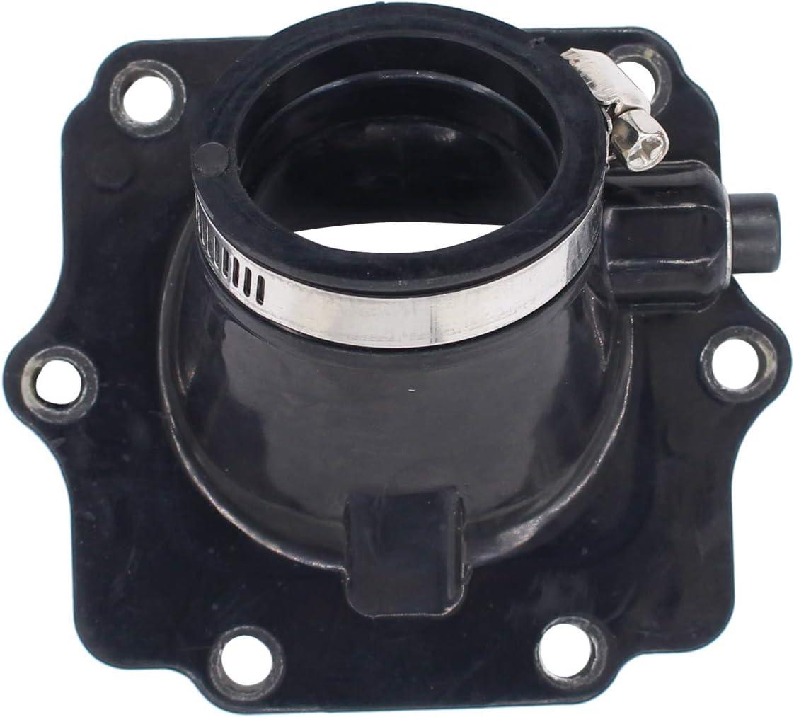 MOTOKU Intake Manifold Carburetor Boot Adapter Carb Joint for Polaris Trail Boss 350L 400L Sportsman 400 Xplorer